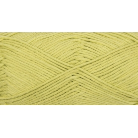 "Coton DK vert pitache ""Créative cotton"" de Rico Design"