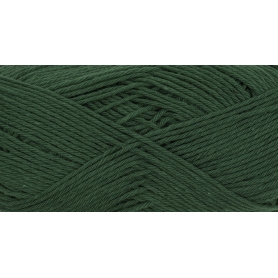 """Coton DK vert sapin """"Créative cotton"""" de Rico Design"""