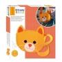 Kit sac tête de chat en feutrine - Artemio