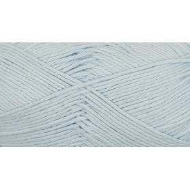 """Coton DK à crocheter bleu clair """"Créative cotton"""" de Rico Design"""