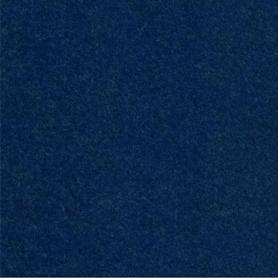 Feuille de feutrine bleu foncé, 1 mm - Rico Design