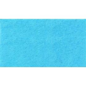 Feuille de feutrine bleu clair, 1 mm - Rico Design