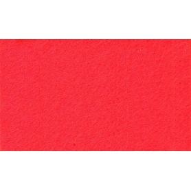 Feuille de feutrine orange foncé, 1 mm - Rico Design