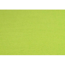 Feuille de feutrine vert clair, 1 mm - Rico Design