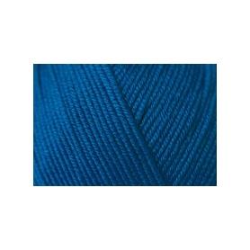 Pelote fil de coton essentials cotton dk bleu cobalt Rico Design