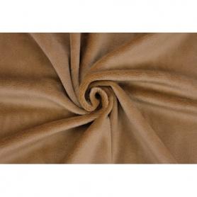 Coupon de tissu pour peluche blanc - Kullaloo