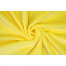 Coupon de tissu pour peluche jaune - Kullaloo