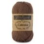 Scheepjes Catona 50 g chocolat 507
