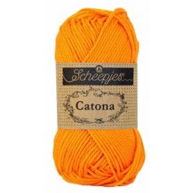 Scheepjes Catona 25 tangerine 281