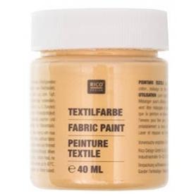 Peinture tissu or