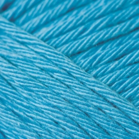 Pelote creative cotton aran bleu turquoise Rico Design