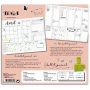 Kit bullet journal Toga