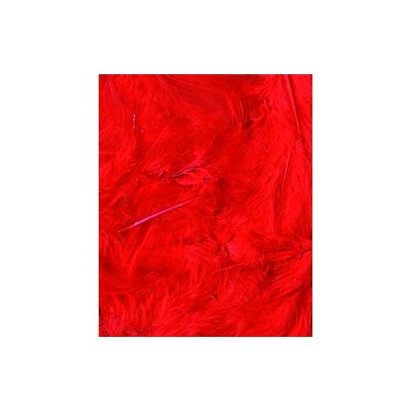 Plumes rouges, 3 gr - Artemio