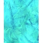 Plumes turquoise, 3 gr - Artemio