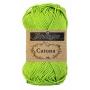 Scheepjes Catona 50 g vert kiwi 205