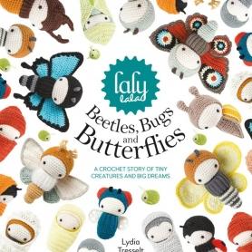 Livre Lalylala : Beetles, bugs and butterflie