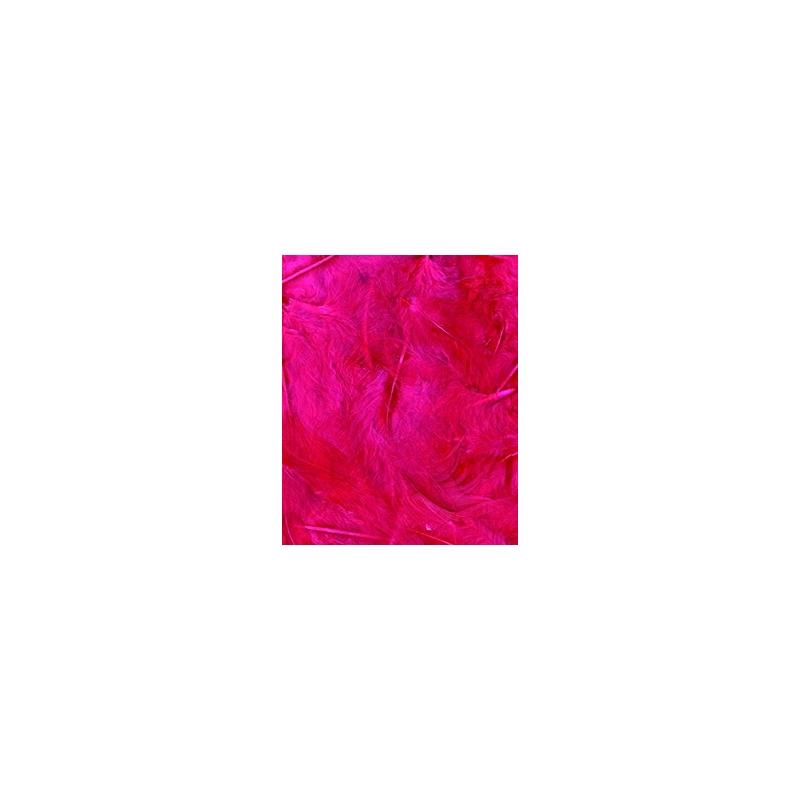 Plumes fushia, 3 gr - Artemio