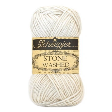 Pelote Stone washed de Scheepjes - Moon Stone 801