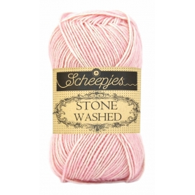 Pelote Stone washed de Scheepjes - Rose quartz 820