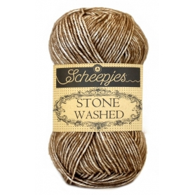 Pelote Stone washed de Scheepjes - Boulder opal 804