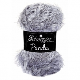 Scheepjes Panda gris 583
