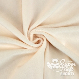 Coupon de tissu Minky pour peluche chair - Kullaloo