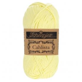 Coton à crocheter Cahlista Scheepjes gris mercure 074