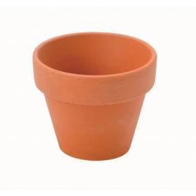 Petit pot de terre cuite 6 cm