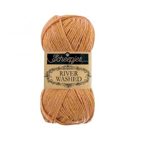 River Washed coton mélangé à crocheter Murray 960