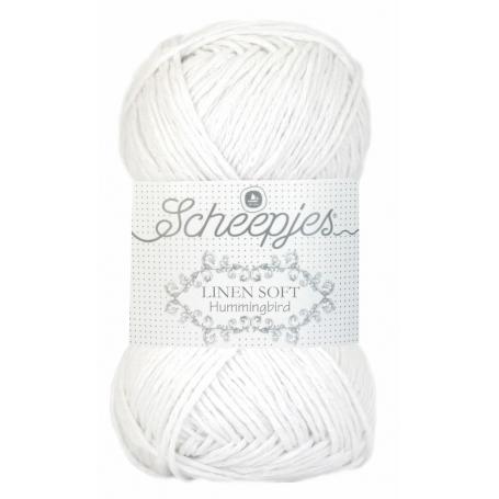 linen soft blanc