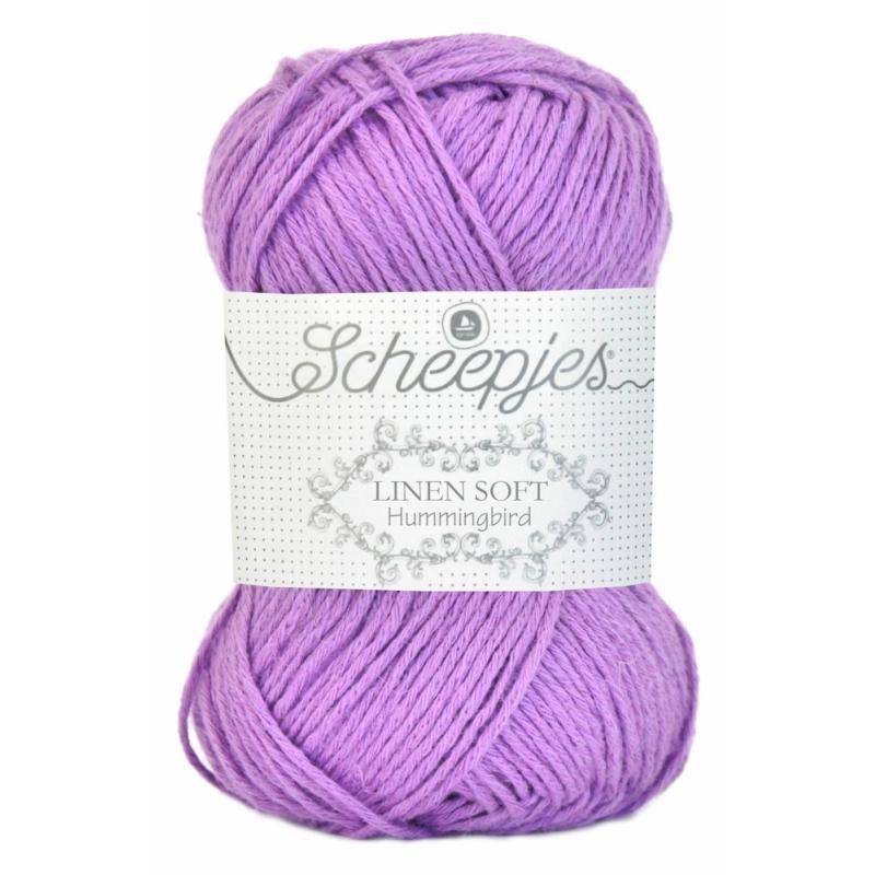 linen soft violet