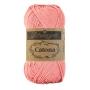 Scheepjes Catona 25 g rose guimauve 518