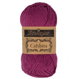 Coton à crocheter Cahlista Scheepjes violet tyrian 128