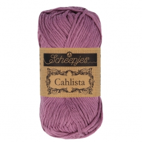 Coton à crocheter Cahlista Scheepjes améthyste 240