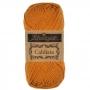 Coton à crocheter Cahlista Scheepjes ocre or 383