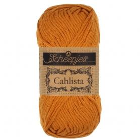 Coton à crocheter Scheepjes Cahlista or 383