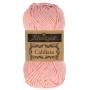Coton à crocheter Cahlista Scheepjes rose ancienne 408
