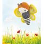 Livre Lalylala : Coccinelles, insectes et papillons