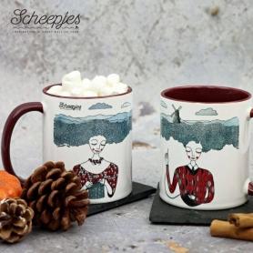 Mug édition limitée Scheepjes 2018