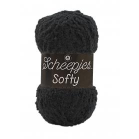 Softy Scheepjes noir - 478