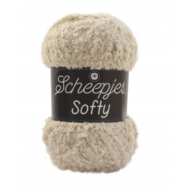 Softy Scheepjes beige clair - 481