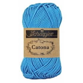 Scheepjes Catona 50 g bleu poudré 384