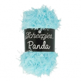 Scheepjes Panda bleu 590
