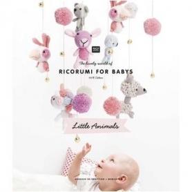 Livret Ricorumi little animals - Spécial bébés