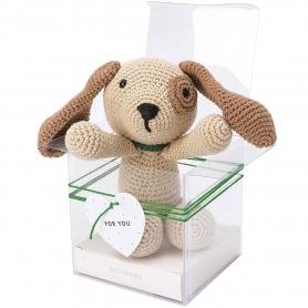 Kit crochet amigurumi chien - Ricorumi