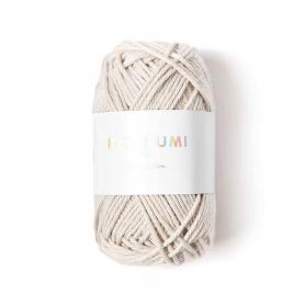 Coton à crocheter Ricorumi 25 g gris clair - 003