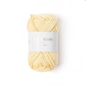 Coton à crocheter Ricorumi 25 g vanille - 005
