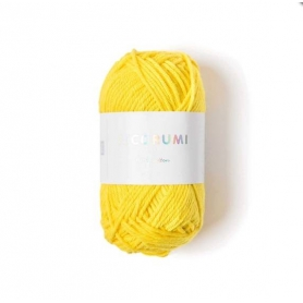 Coton à crocheter Ricorumi 25 g jaune - 006