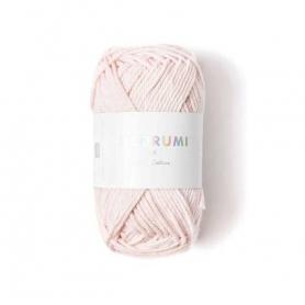 Coton à crocheter Ricorumi 25 g rose pastel - 007