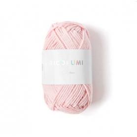 Coton à crocheter Ricorumi 25 g rosée - 008